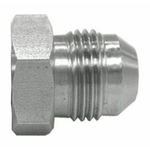 Parkair JIC Male Cone Seat Hydraulic Plug