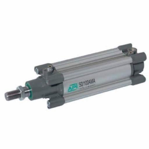 API ISO15552 Cylinders 125 Bore