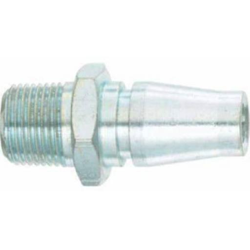 Schrader Twist Lock Standard Duty Quick Connect Couplings