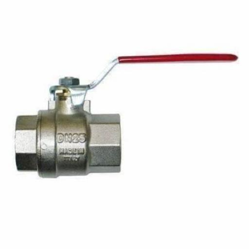 WRAS Approved Brass Ball Valve