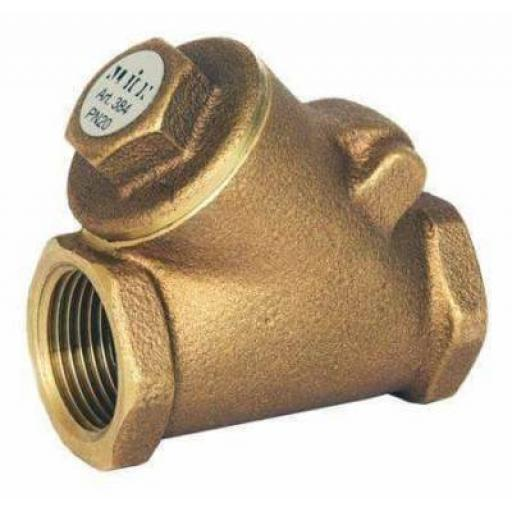 Albion 384 Bronze Swing Check Valve