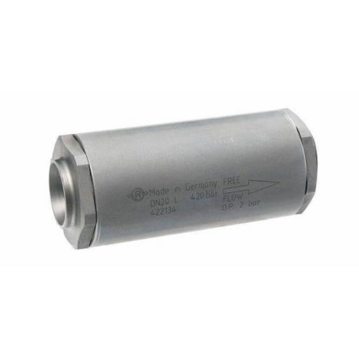 Rotelmann NRV High Pressure Check Valve BSPP Female