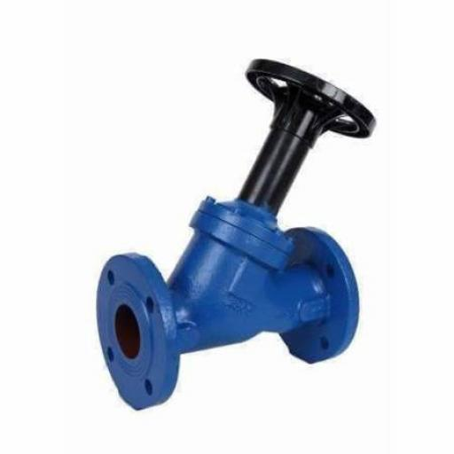 Ductile Iron Variable Orifice Double Regulating Valve PN16